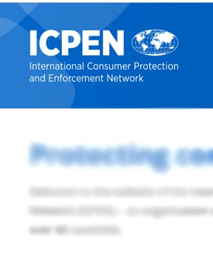 tüketiciyi koruma ve geliştirme ağı - ınternational consumer protection and enforcement network (ıcpen)